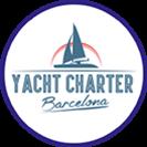 Yacht Charter Barcelona circle logo