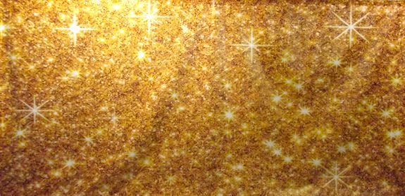 Gold Glitter Backdrop