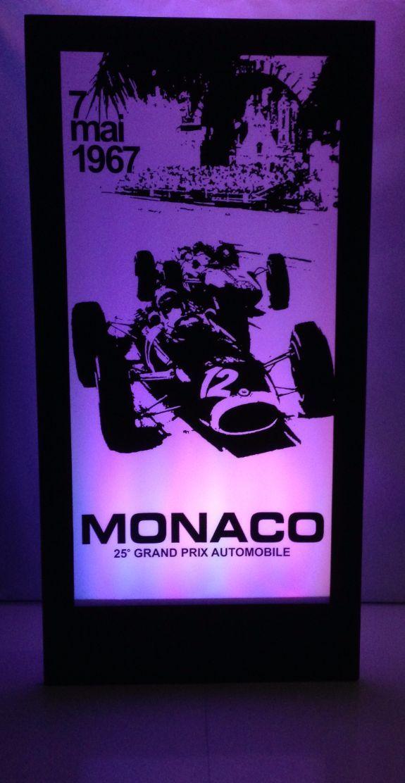Monte Carlo Silhouette Panel