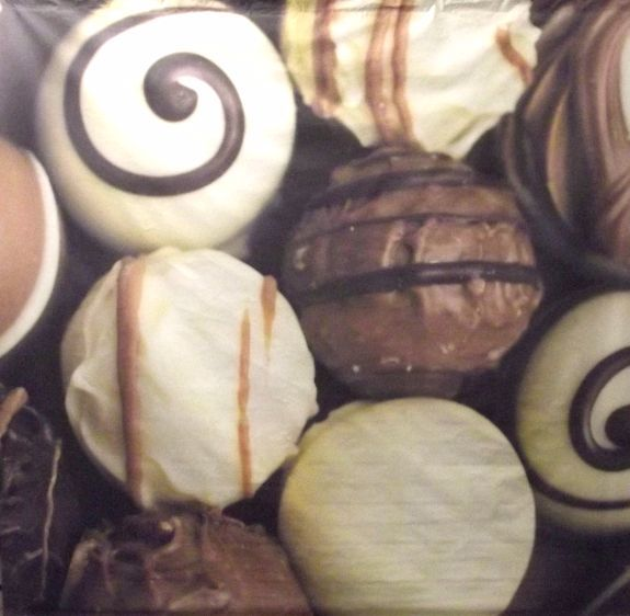 Chocolates 3m x 6m Backdrop