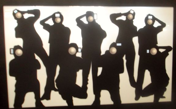 Large Pap Silhouette