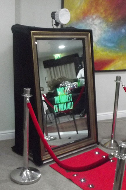 A Selfie Mirror